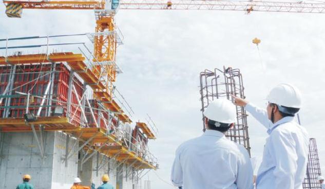 Thi công xây dựng công trình công nghiệp